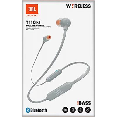 Zeno | JBL T110BT Pure Bass Wireless in-Ear Headphones with