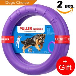Puller Dog Toy Intera...
