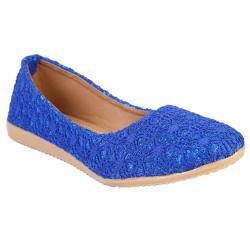 Azores Women's Blue Footwear AZF 11BLU 36