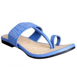 Azores Women's Blue Footwear AZF 32BLU 36