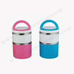 Double Layer SS Tiffin