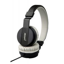 Pebble Echo Stereo Headphone (Black)
