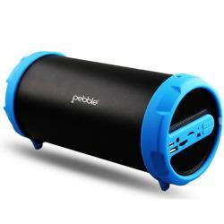 Pebble STORM Bluetooth Speaker - Blue