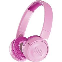 JBL JR300 Kids Wireless On-Ear Headphones (Pink)