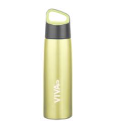 Zeno Stainless Steel Trendy Water Bottle 1213 HV ( 750 ML )