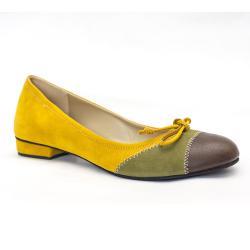 Azores Women's Yellow Footwear AZF YB 36