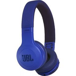 JBL E45BT Signature Sound Wireless On-Ear Headphones with Mic (Blue)