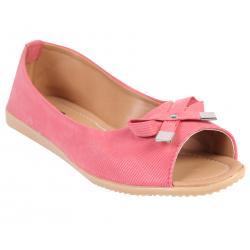 Azores Women's Peach Footwear AZF 12PE 36