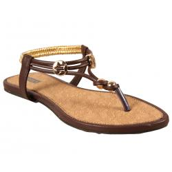 Azores Women's Brown Footwear AZF 21BR 36