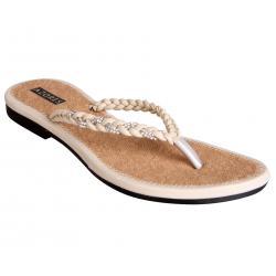 Azores Women's Cream Footwear AZF 31C 36