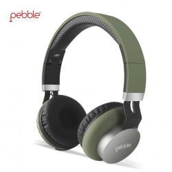 Pebble Elite Bluetooth Headset (Green)