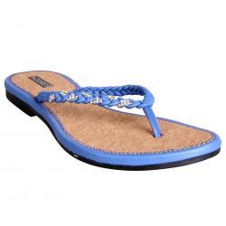 Azores Women's Blue Footwear AZF 31BLU 36